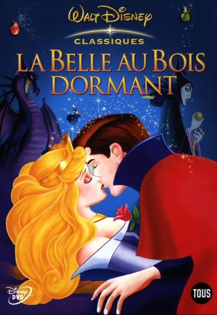 Voir en grand la jaquette de La Belle au Bois Dormant ~ La Belle Au Bois Dormant Dvd