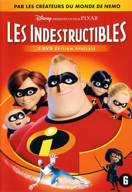Projection du film Les Indestructibles  |