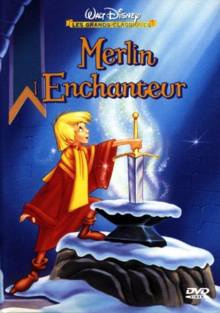 merlin l u0026 39 enchanteur
