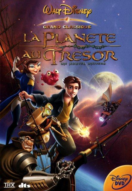 """Résultat de recherche d'images pour """"la planete au tresor dvd"""""""