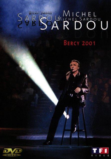 michel sardou bercy 2001