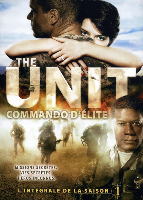 The Unit : Commando d'élite    saison 1   serie complete  FRENCH HDTV