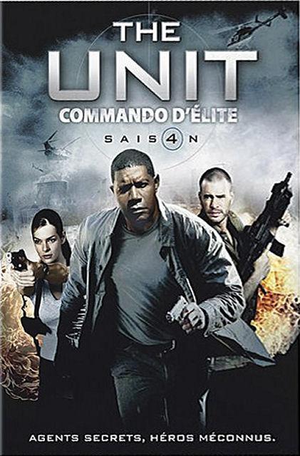 Voir en grand la jaquette de The Unit - Commando d'élite - saison 4