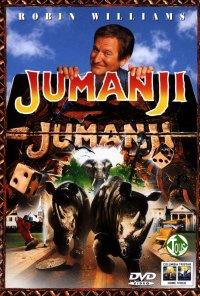 Voir en grand la jaquette de Jumanji
