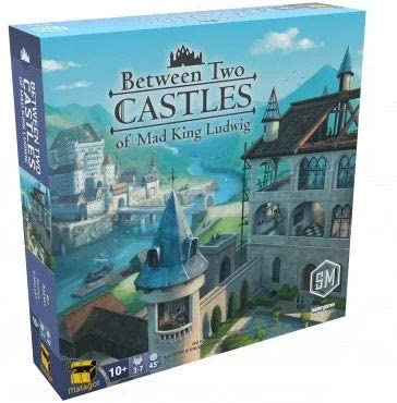 Between two Castles of king Ludwig