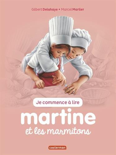 Je commence à lire avec Martine, Tome 34 : Martine et les marmitons