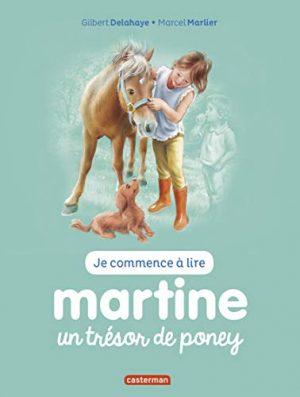 Je commence à lire avec Martine, Tome 2 : Martine un trésor de poney