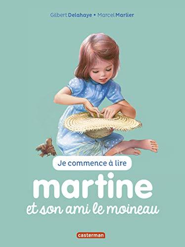 Je commence à lire avec Martine, Tome 40 : Martine et son ami le moineau