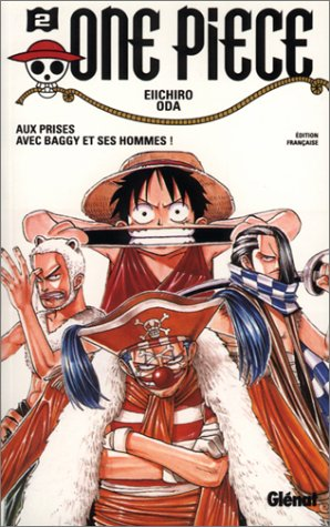 One Piece, tome 02, Aux prises avec Baggy et ses hommes