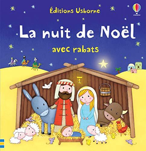 La nuit de Noël - avec rabats