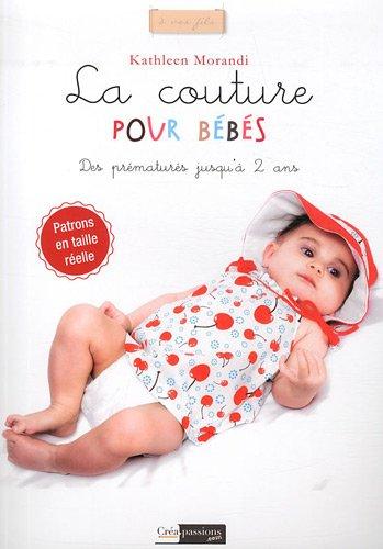 La couture pour bébés : des accessoires pour les prématurés jusqu'à 2 ans
