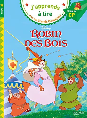 Robin des bois CP Niveau 2