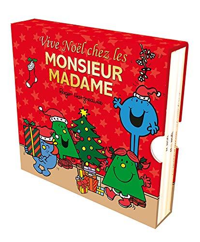 Coffret Les M. Mme préparent Noël
