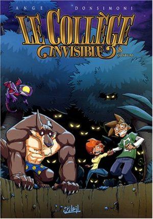 Le Collège invisible, Tome 08 : Lostum