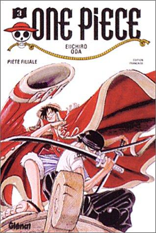 One Piece, tome 03 : Piété filiale