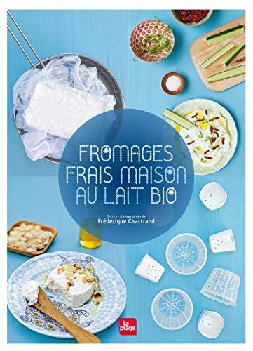 Fromages frais maison au lait bio