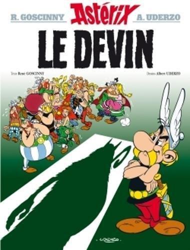 Astérix - Le devin - n°19