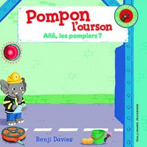 Pompon l'ourson : Allô, les pompiers ?