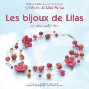 Les bijoux de Lilas en pâte polymère