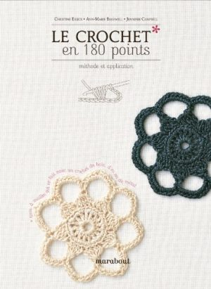 180 points de crochet