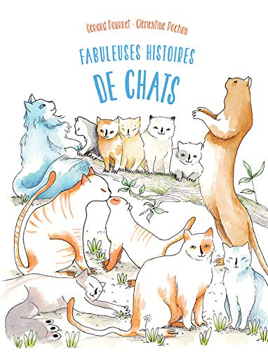 Fabuleuses histoires de chats