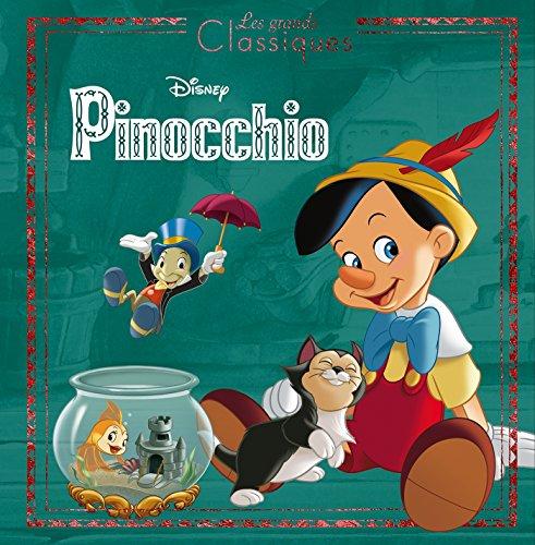 PINOCCHIO - Les Grands Classiques Disney