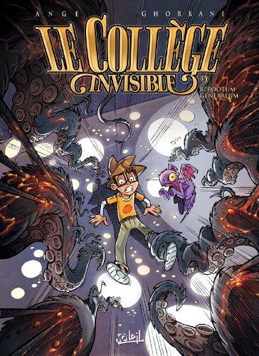 Le Collège invisible, Tome 09 : Rebootum generalum