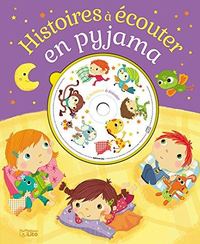 Histoires à écouter en pyjama - Dès 18 mois