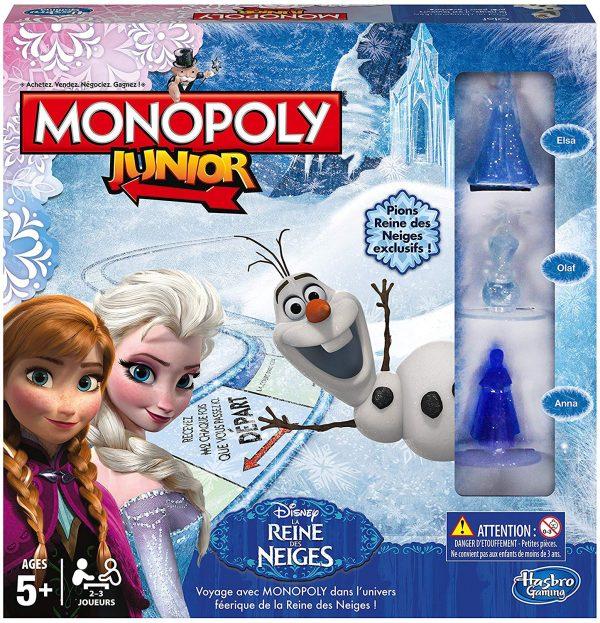 Monopoly Reine des Neiges